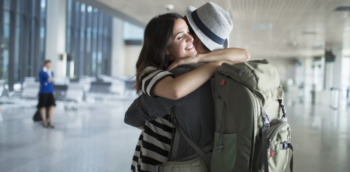 Making a long-distance relationship work is a lot of work itself. It doesn't always work for