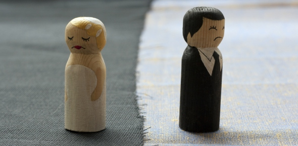 In most cases, divorce is not the ultimate solution to marital problems because the problems after