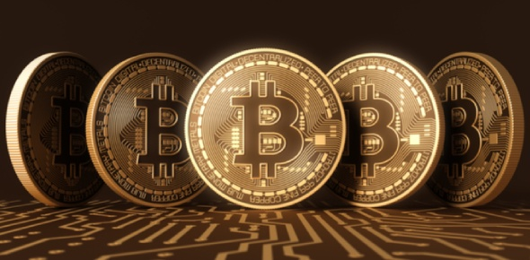 A Bitcoin is a type of digital currency which started out as a simple currency. Over the past