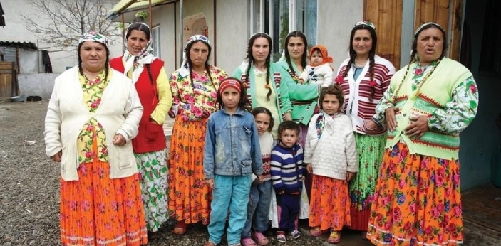 Gypsies and Romanians are two different groups of people. Gypsies are a group of individuals