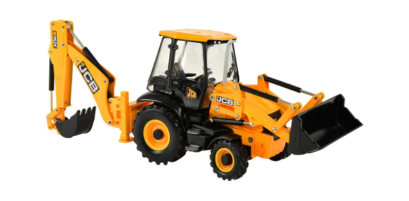 JCB is the acronym for Joseph Cyril Bamford. This is not just a name but it represents the name of