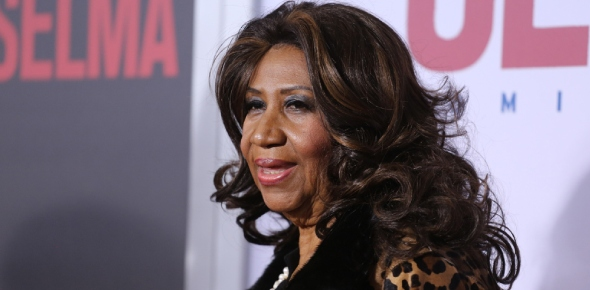When did the last performance of Aretha Franklin happen? Also, how wast the public reaction?