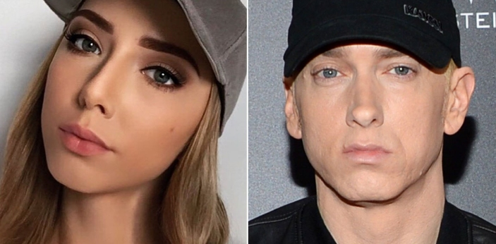 Yes, Hailie Jade Mathers is Eminem's only real daughter. Eminem is also the legal father of