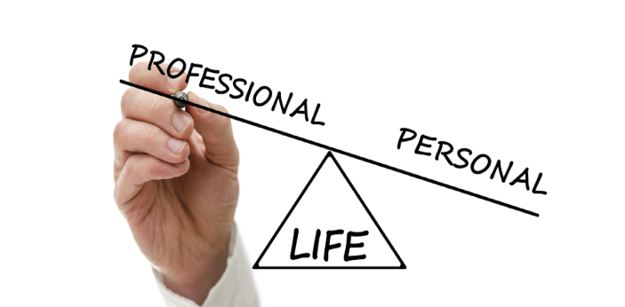 Maintaining a balance between your professional life and personal life is arguably one of the most