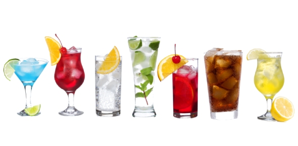 What cocktails should I drink when on a diet?