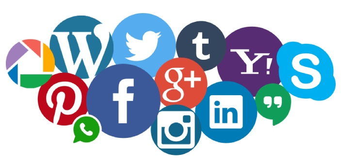 Social media is a web-based technology that creates a medium of interaction among a very large