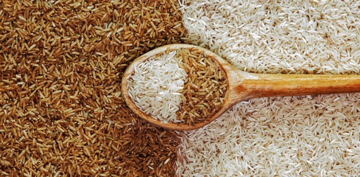 There are a lot of different types of rice that you can buy at the store to make. At first, there