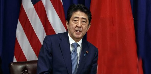 Who is the current prime minister of Japan?
