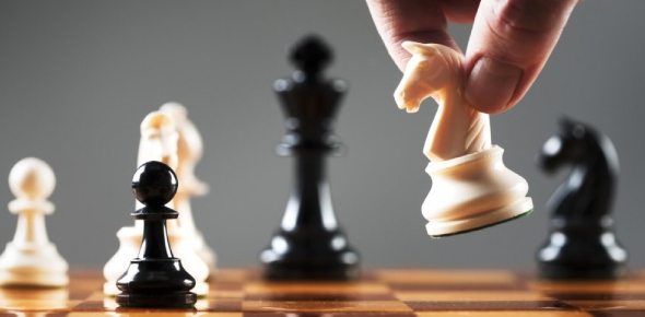 Whenever someone asks if you want to play a game of chess, you may only be thinking about one game.
