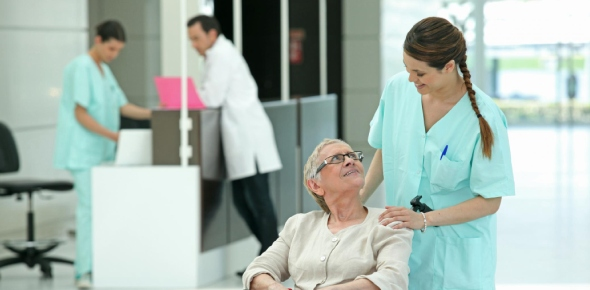 What should the nurse do first?<br/> A client asks to be discharged from the health care facility against medical advice (AMA).