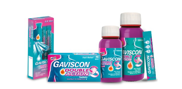 The Gaviscon that is sold in the United States is considered to be an antacid, but it should be