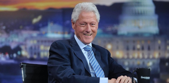 Bill Clinton has a great education. He was born on August 19, 1946 in Hope, Arkansas. His father