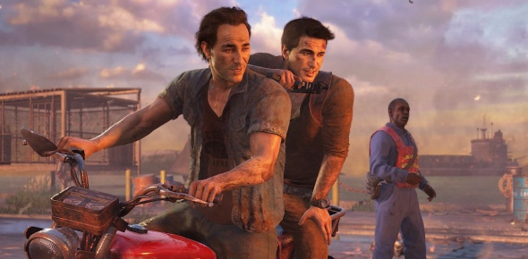 What is your favorite Uncharted game?