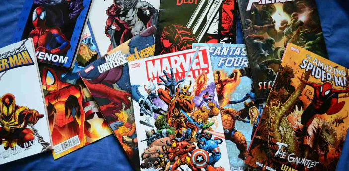 If you would check the market right now, you will see that there are just so many comic books that