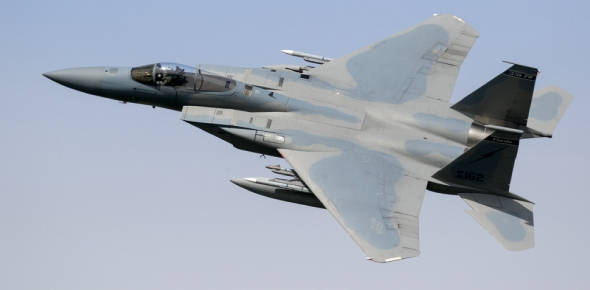 Does the maneuver of flying low really help fighter jet in escaping from the enemy radar system?