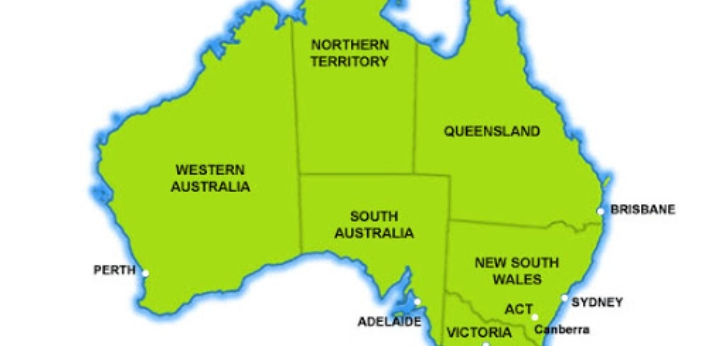 Australia is one of the largest countries on the globe, and it is a continent. It has a wide array