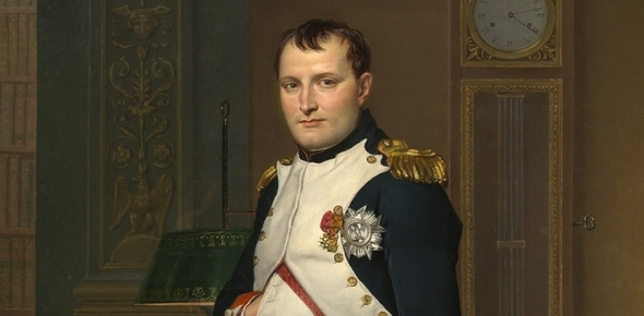 What is the most badass thing about Napoleon Bonaparte?