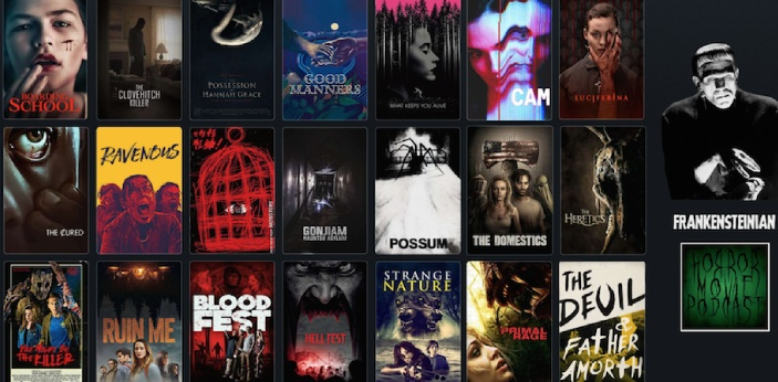 I love to watch scary movies, but there are different types of scary movies. There are some movies