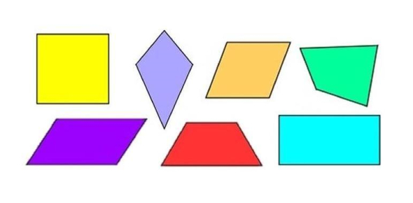 What quadrilateral is ABCD if its diagonal AC divides it into two parts which are equal in area?