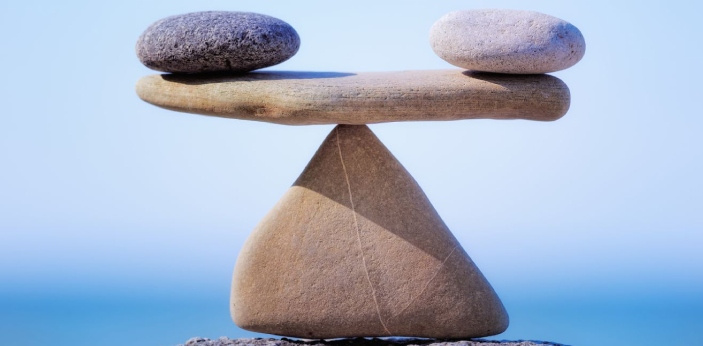 This is always one of the hardest things that people have to know how to balance when they reach a