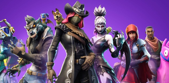 When were the first four seasons of Fortnite released?