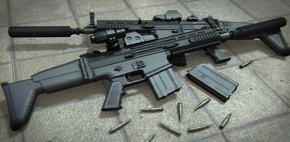 Which is the best Assault rifle in the world and why?