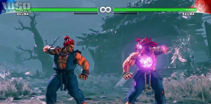 There are many differences between Akuma and Shin Akuma. Akuma and Shin Akuma are both characters