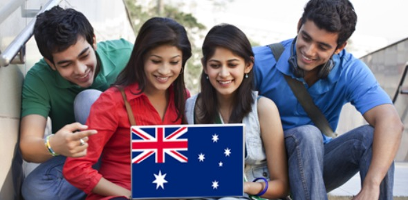 Before you can study in Australia, you will need to get an Australian student visa, this as has