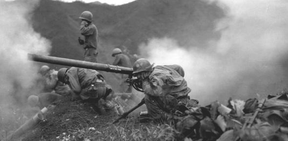 Why was there a Korean Civil War?