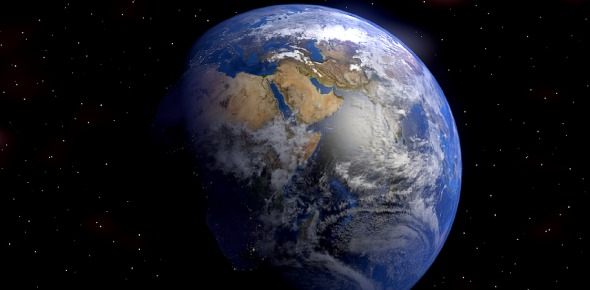 What is the logical way if any to prove that the Earth is round?