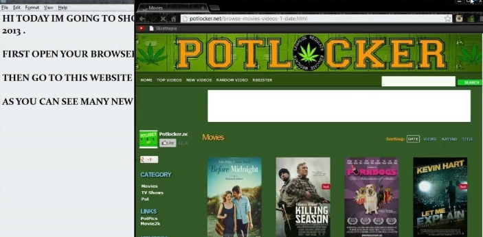 I do not agree with Potlocker being the best website for watching the latest movies. Therefore, my