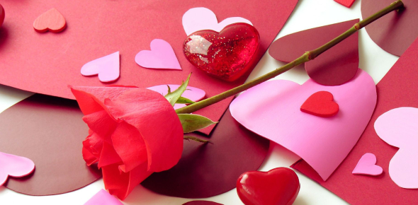 Valentine's Day is a holiday that gives each of us personal permission to personally