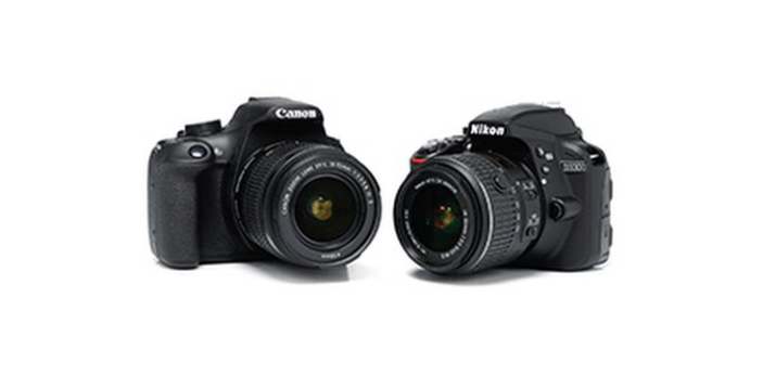 Take note that both are known to be DSLR cameras. These DSLR cameras may have some differences