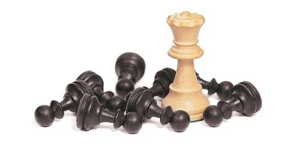 When you are playing chess, the first few moves in the game are critical. Many opponents will