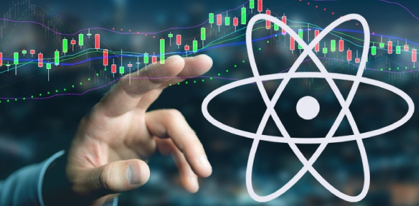 Where are electrons usually found according to atomic theory?