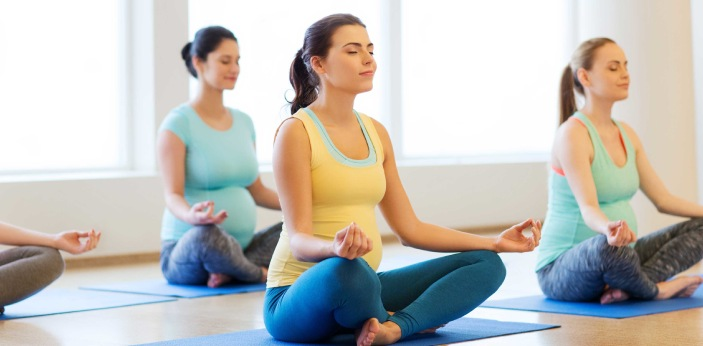 A lot of people cannot imagine that they would not be doing yoga. This is something that they have