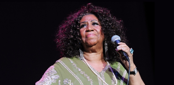 Why is Aretha Franklin called the queen of soul?