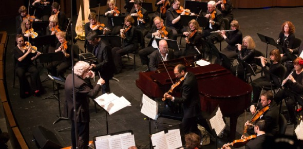 How are musicians for orchestras gathered?