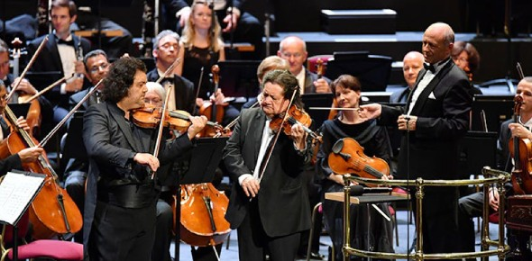 Which was the most embarrassing orchestral performance of all time?