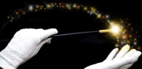 Are all magic tricks a sleight of hand?