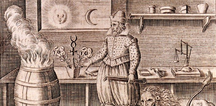 People who study alchemy are called alchemists. It was first considered for students to learn how