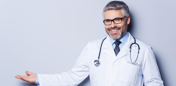 How many times a year do you visit the doctor?
