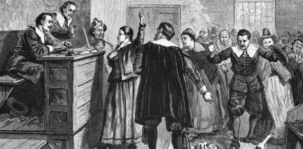 The Witch Trials were a string of trials and prosecutions of people accused of witchcraft in