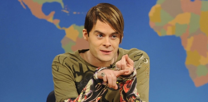 There are a lot of people who find Bill Hader's Sidney Applebaum character funny. There are a
