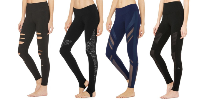 Leggings are probably one of the most comfortable pair of pants you can wear aside from wearing