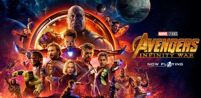 Infinity War by Marvel Studios was a smashing success in the box office and among fans and critics