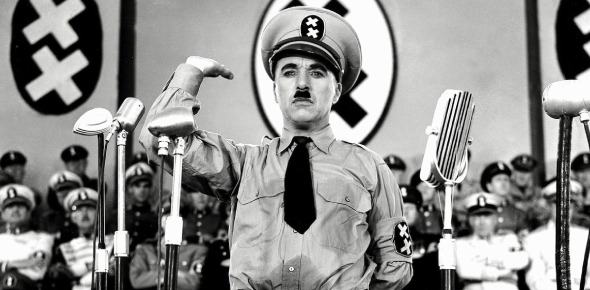 Was Charlie Chaplin's film The Great dictator based on Adolf Hitler?