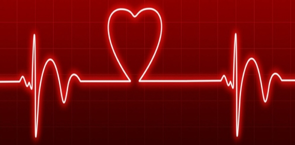 Does eating excess oil increase heart rate? How?