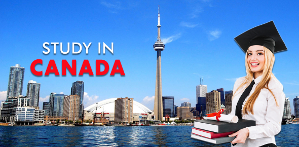 The best places to study in Canada depend upon the nature of the your major. If you are going to