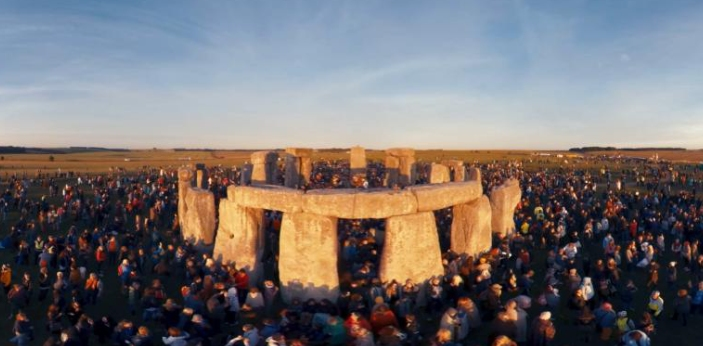 The summer solstice, which falls on the 21st of June in most cases, is widely known as the first